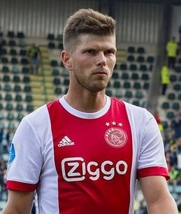 Klaas-Jan Huntelaar Dutch footballer