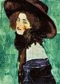 Klimt - Portrait of a Young Lady.jpg