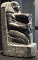 Kneeling Statue of Senenmut Holding Hathor Symbol - Left Side - ÄS 6265.jpg