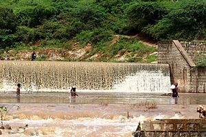Bhavani River - Kodiveri dam