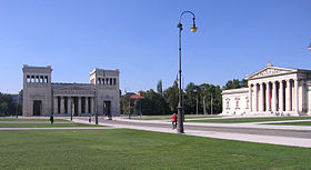 Image illustrative de l'article Königsplatz