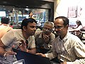 KolMeetAug18-Amitabha Gupta, Rajeeb Dutta & Sukanta Das 01.jpg