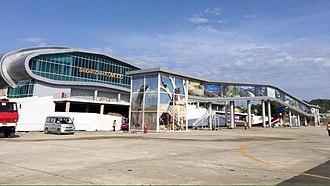 Komodo Airport - Image: Komodoairport 1