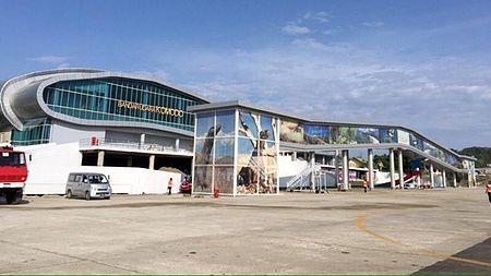 Lapangan Terbang Antarabangsa Komodo