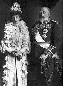 Alexandra a danemarcei wikipedia for Edoardo viii del regno unito
