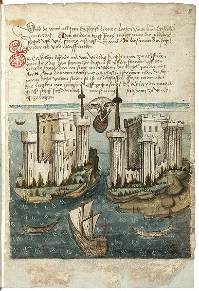 File:Konrad von Grünenberg - Beschreibung der Reise von Konstanz nach Jerusalem - Blatt 8r - 021.jpg