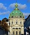 Kopenhagen - Frederik Kirche oder auch Marmorkirche - Frederikskirken eller Marmorkirken - panoramio (1).jpg