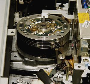 Kopftrommel VHS / Head Drum VHS (with Video He...