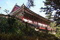 Korea-Gangwon-Woljeongsa Entrance Gate 1747-07.JPG