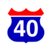 Korean highway line 40