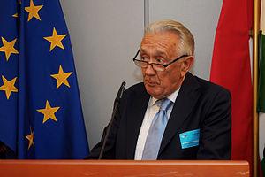 László Kovács (politician) - László Kovács in September 2015