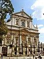 Kraków - Kościół Świętych Apostołów Piotra i Pawła.jpg