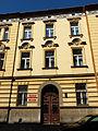 Kraków ul. Czysta 21, kamienica z oficyną; fot. 02.jpg