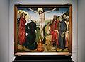 Kreuzigungsaltar, Meister der Georgslegende. Köln um 1460.jpg
