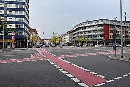 Iburger Straße in Osnabrück