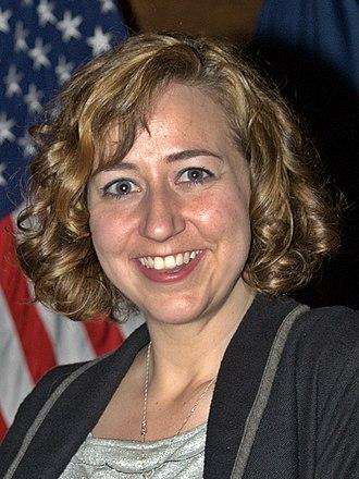 Kristen Schaal - Schaal at the Brooklyn Book Festival (2010)