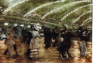 Elizaveta Kruglikova - Image: Kruglikova Tango