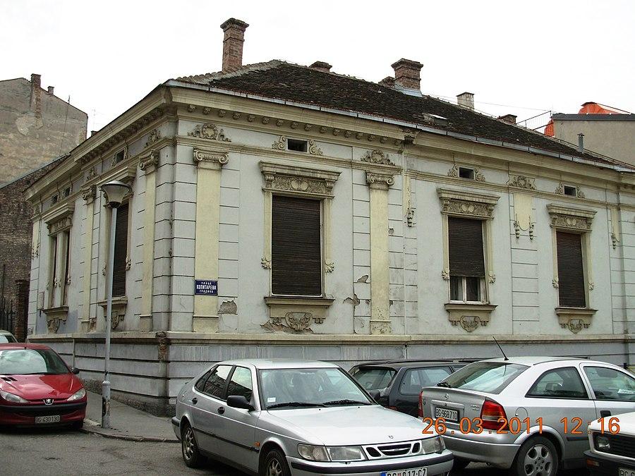 Jovan Cvijić's House