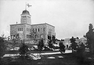 Naantali - Image: Kultaranta 1920
