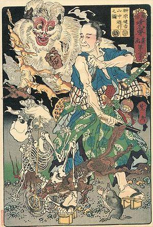 Sakakibara Kenkichi - Image: Kyosai Sakakibara Kenkichi