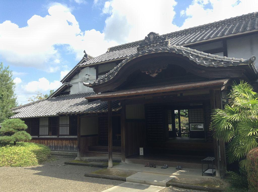 Kyuu-Hosogawa-Gyoubu-Tei, Genkan