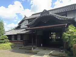 Kyuu-Hosogawa-Gyoubu-Tei, Genkan.jpg