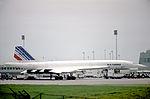L'avion de ligne supersonique Concorde F-BVFD d'Air France.jpg