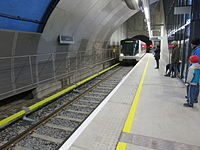 Løren subway station, Oslo, Norway 19.JPG