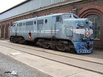 Victorian Railways L class - Image: L1169 Ghost Rider