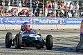 L16.40.26 - Historisk Formel - 9 - Lola Mk 2 Formula Junior, 1964 - Bob Birrell - heat 1 - DSC 0171 Balancer (37394024130).jpg