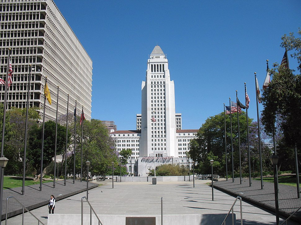 LA City Hall - 2007-05-11