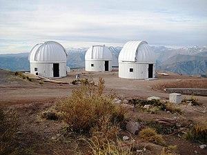 Las Cumbres Observatory - Image: LCS Node 20110823 018