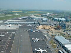 Rozšiřování terminálu Sever, 2003