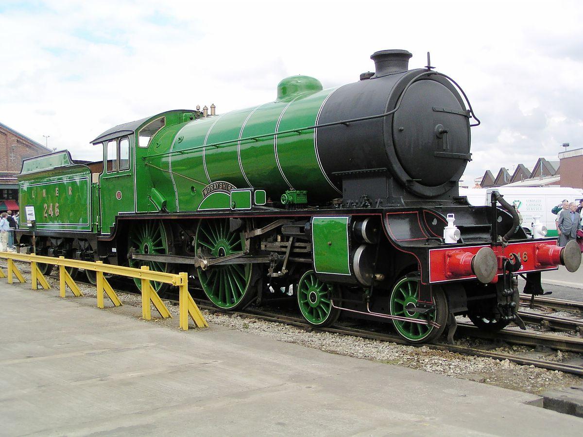 Lner Class D49