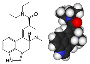 Lysergic acid diethylamide