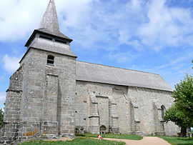 La Nouaille - Eglise Saint-Pierre-Saint-Paul -1.JPG