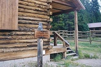 La Poudre Pass - La Poudre Pass Ranger Station, Rocky Mountain National Park