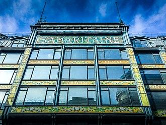 La Samaritaine - Image: La Samartaine facade