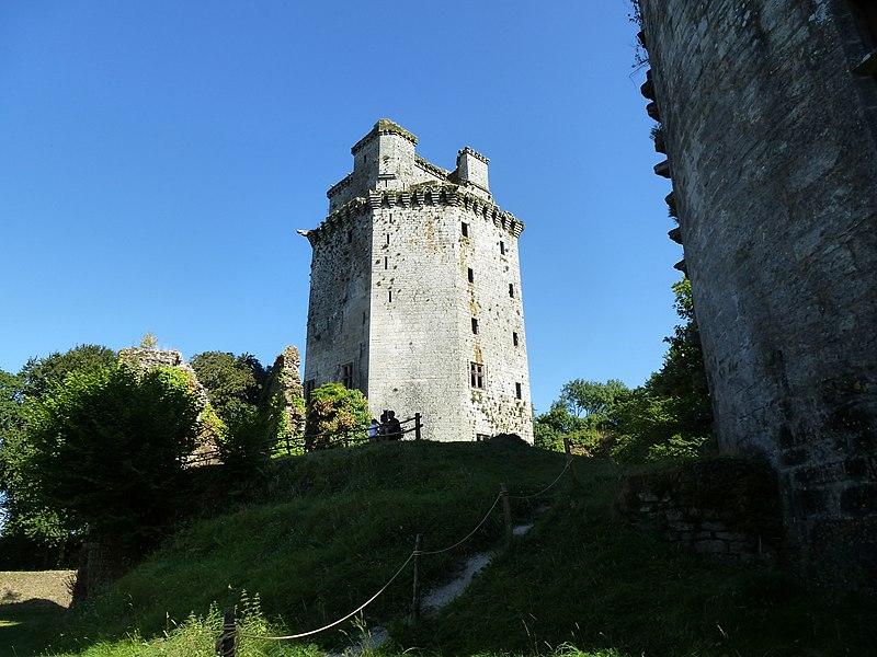 La forteresse de largoet