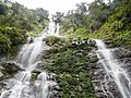 Laganan Waterfall, Poring Hot Springs (13890867765).jpg