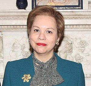 Princess Lalla Joumala Alaoui - Image: Lalla Joumala Alaoui (cropped)
