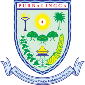 Purbalingga Regency - Image: Lambang Kabupaten Purbalingga