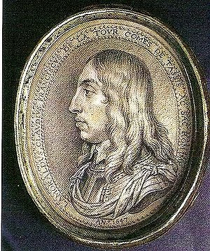 Lamoral II Claudius Franz, Count of Thurn and Taxis