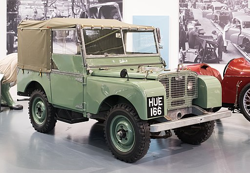 British Motor Museum - Virtual Tour