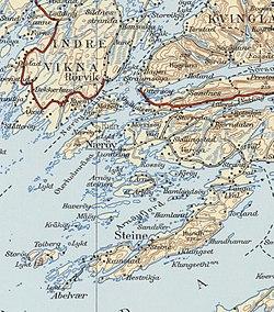 kart nærøy Nærøy (sogn) – Wikipedia kart nærøy
