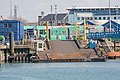 Landing Stage at Continental Ferry Port, Portsmouth - geograph.org.uk - 772457.jpg