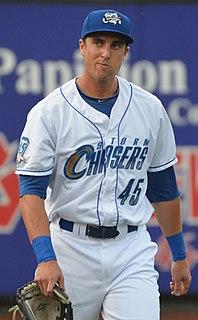 Lane Adams American baseball player