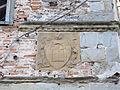 Lastra a signa, spedale di sant'antonio, stemma 04 arte della seta.JPG