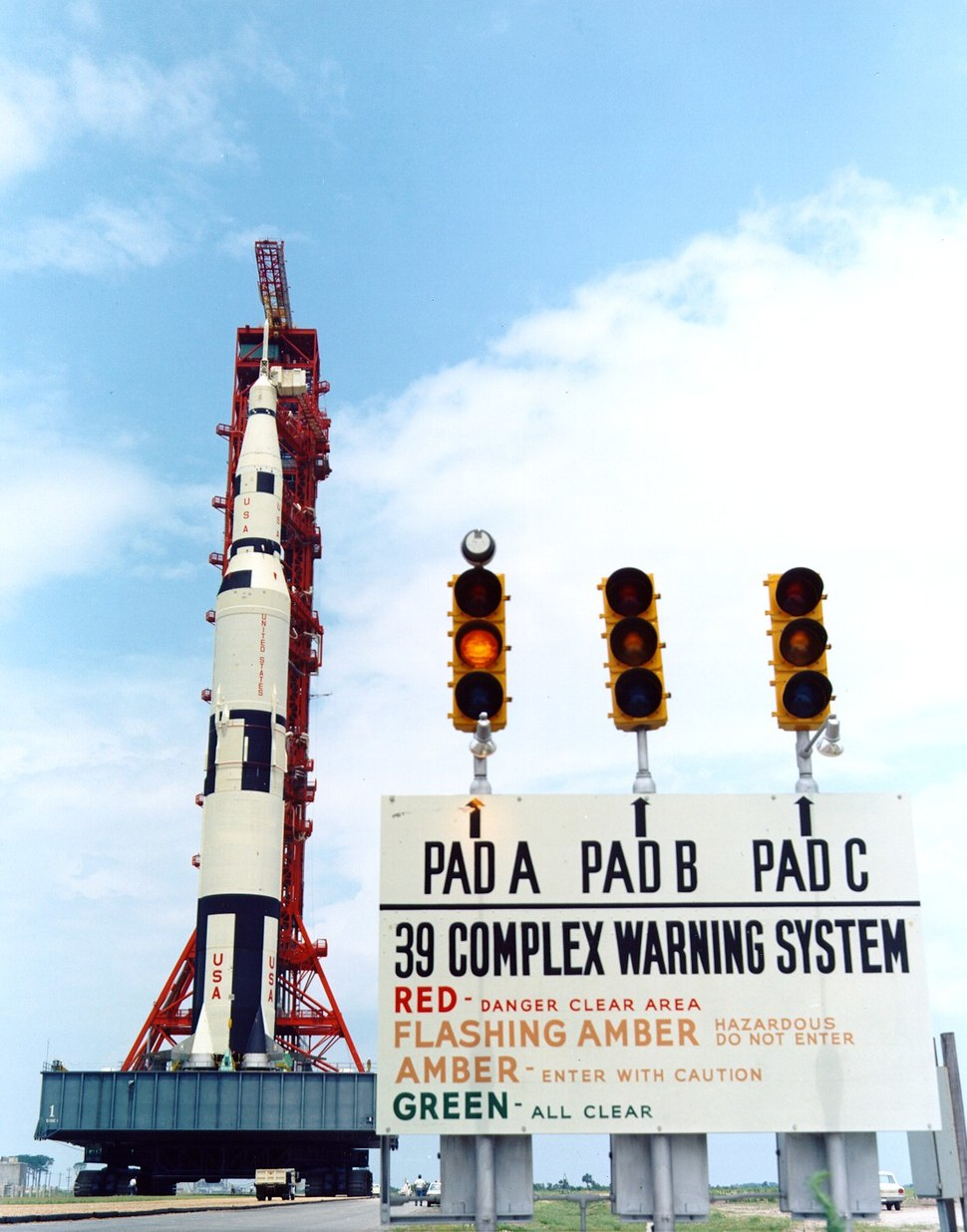 Lc39 warning lamps