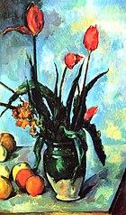 Le Vase de tulipes (Tulipes in a Vase)